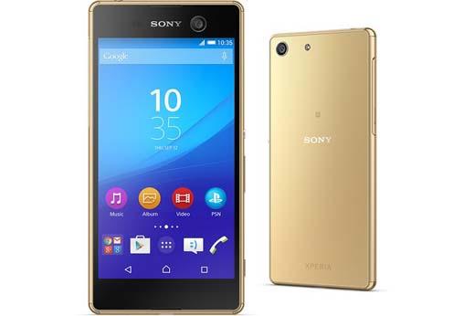 Harga Sony Xperia M5 Dual dan Spesifikasi, Smartphone Selfei dengan Kamera Depan 13 MP