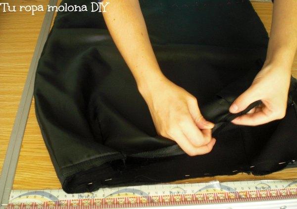 Cosemos forro y falda