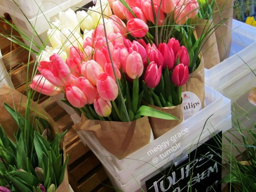 at the pink of perfection: happy spring!, Ideas