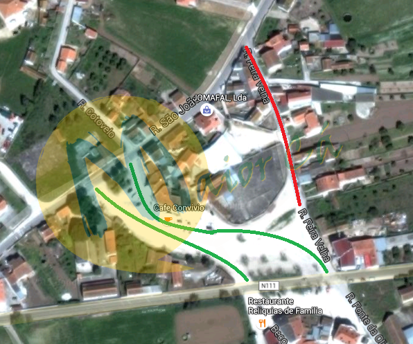 Alteração do sentido do trânsito em Maiorca