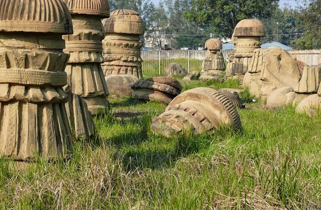 Bheem or Ghatotkach ki Shatranj ke Vishal Paase