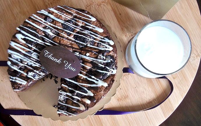 Bake Me A Wish! Cookie Cake