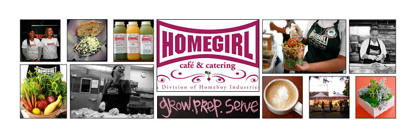 homegirl cafe &amp; catering