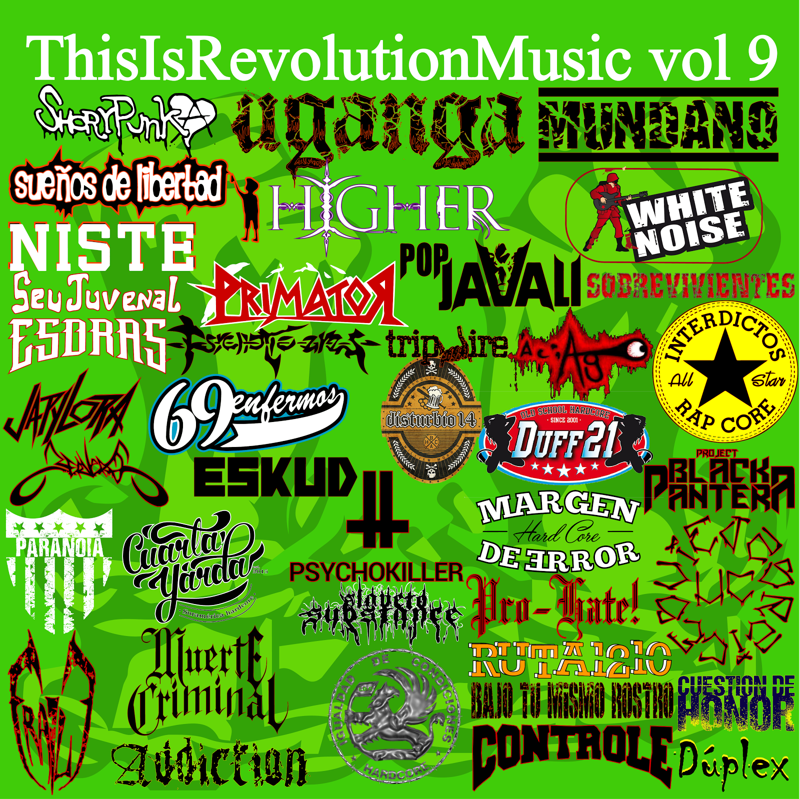 ThisIsRevolutionMusic vol 9