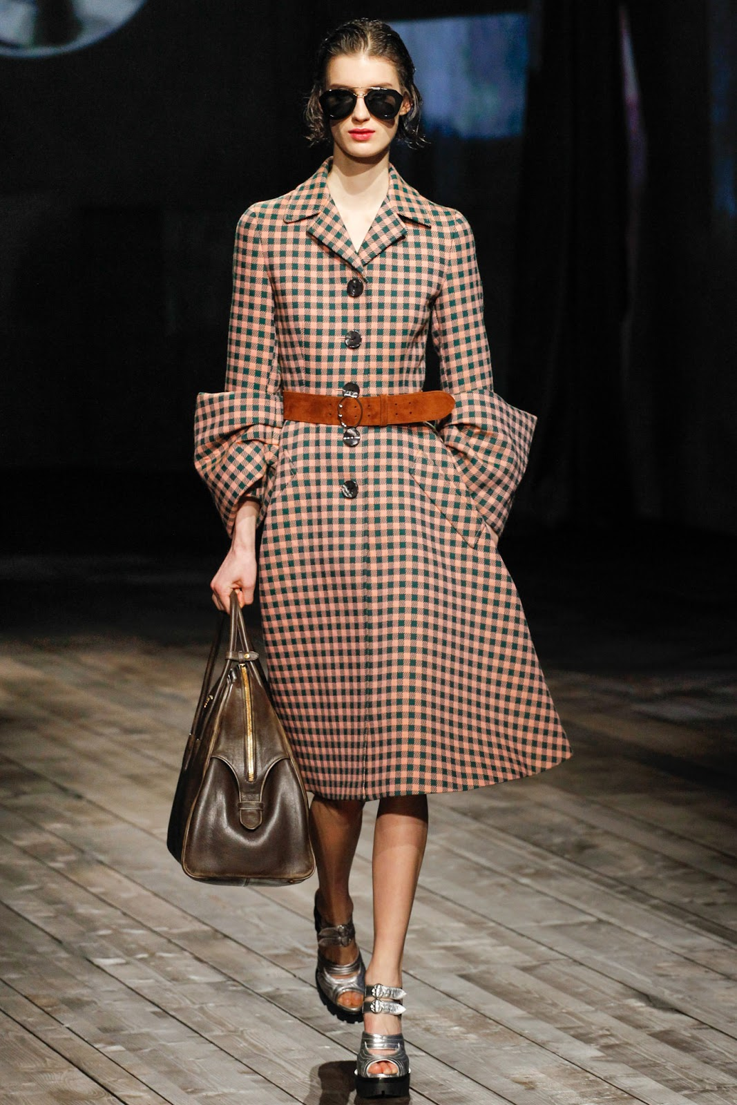 Prada Fall/Winter 2013