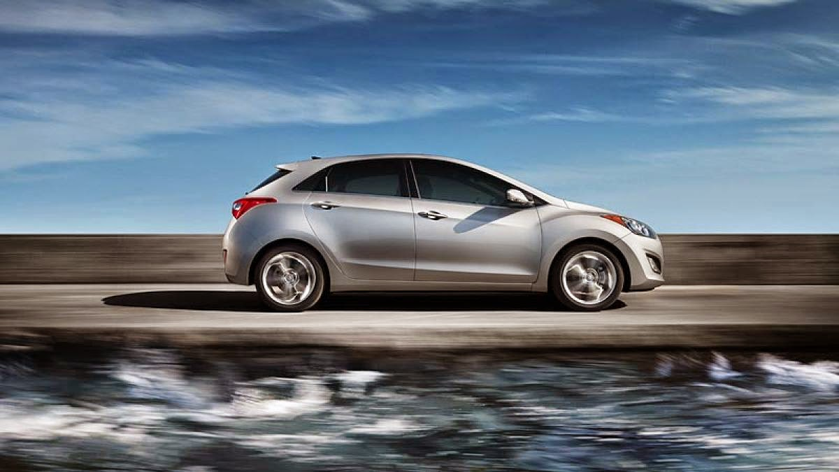 News - 2014 Hyundai Elantra GT review notes