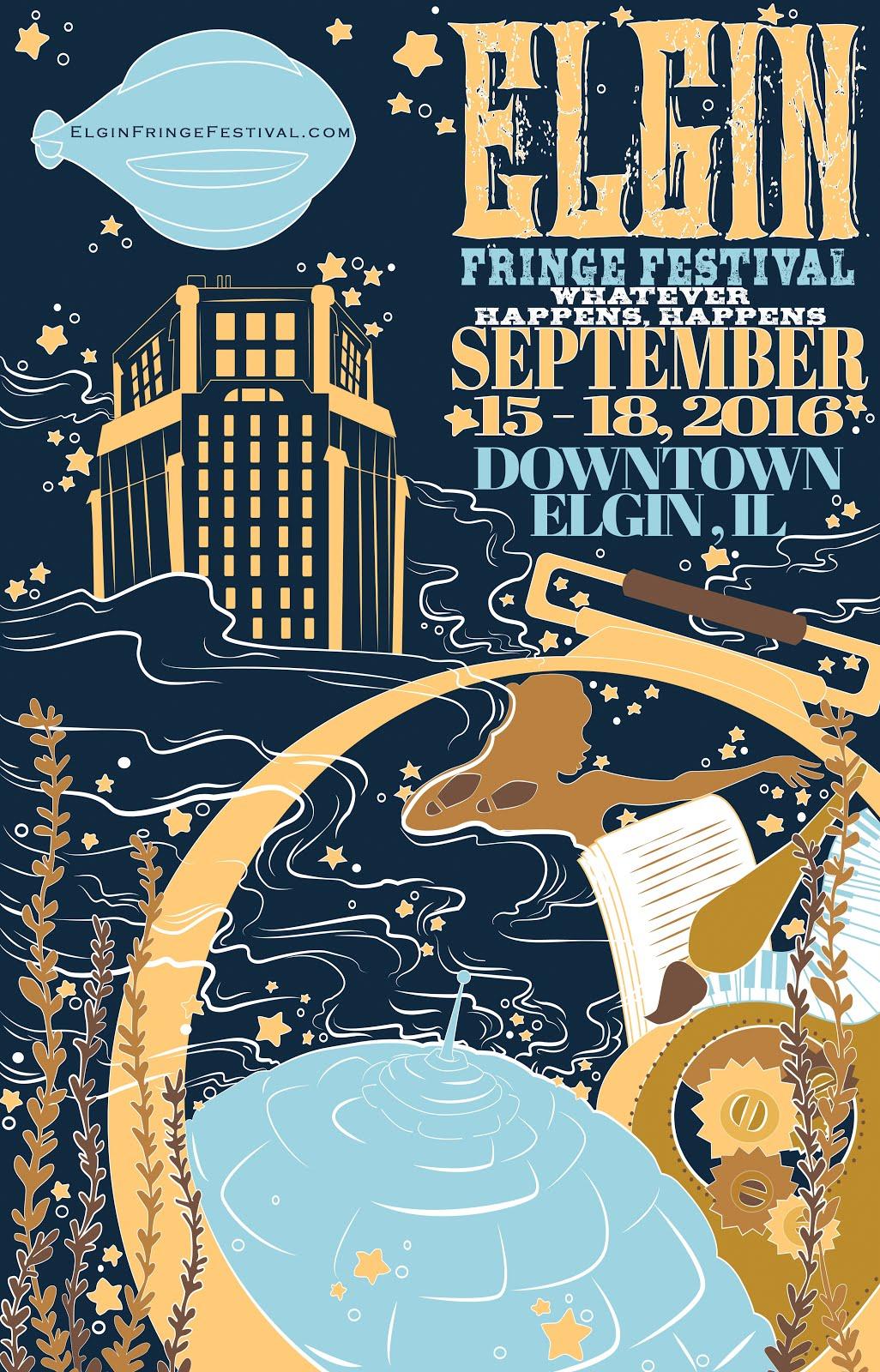 Elgin Fringe Festival 2016
