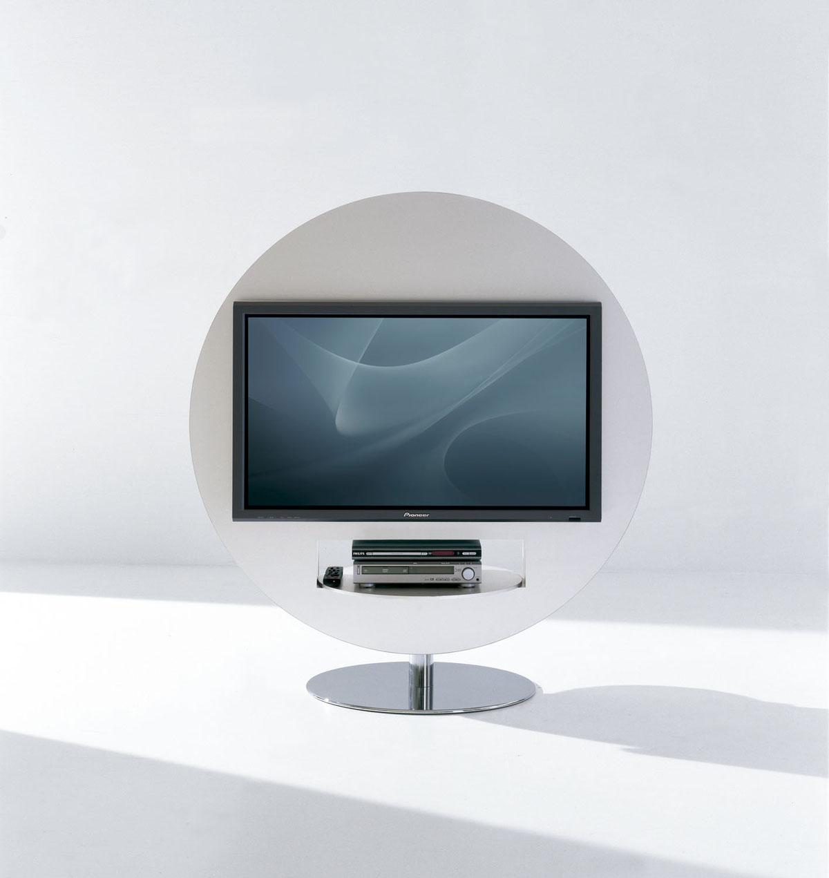 Muebles de dise o mayo 2012 - Mueble giratorio tv ...
