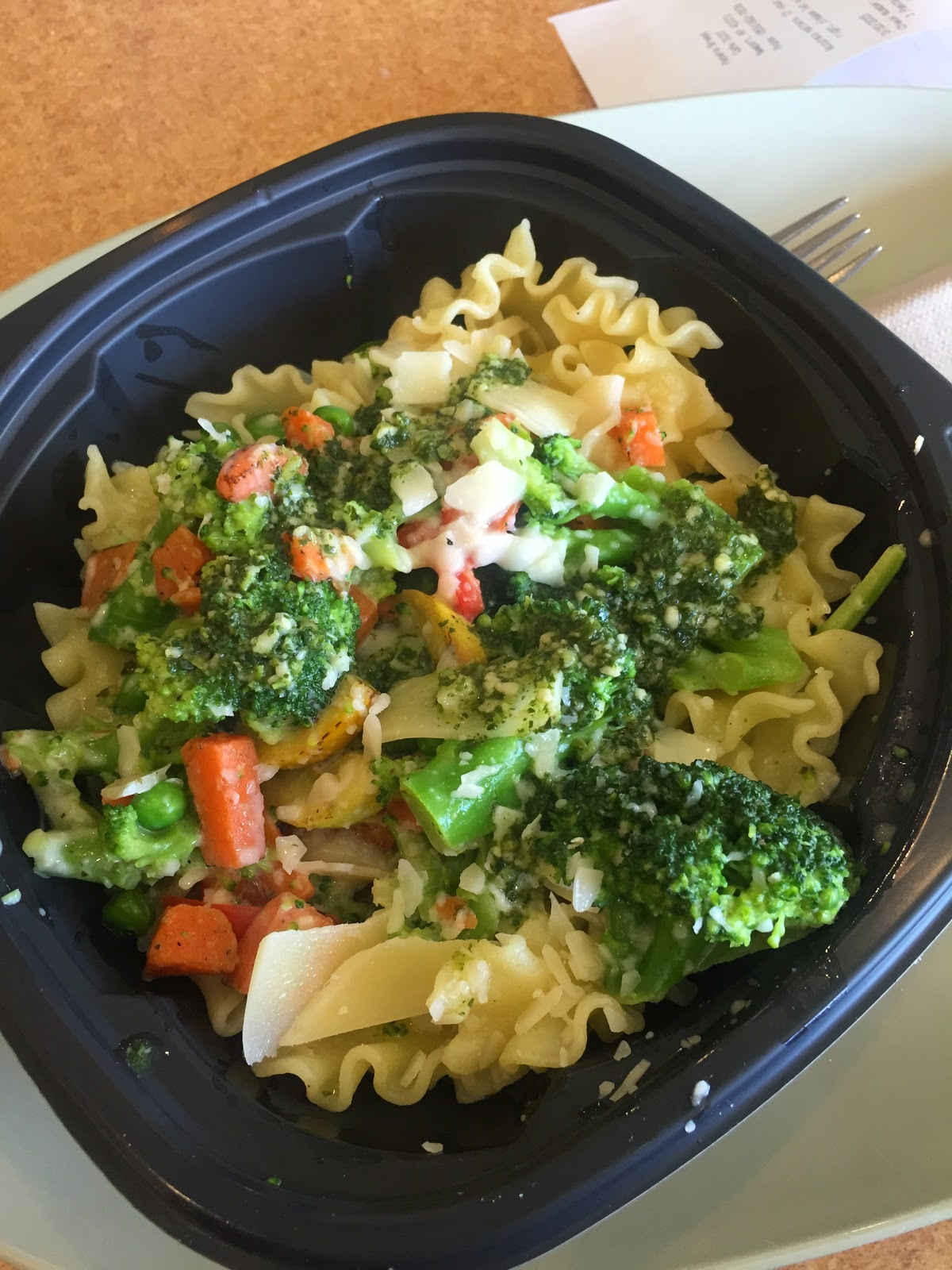 Restaurant Review: New Pasta Primavera at Panera Bread | The Food Hussy!
