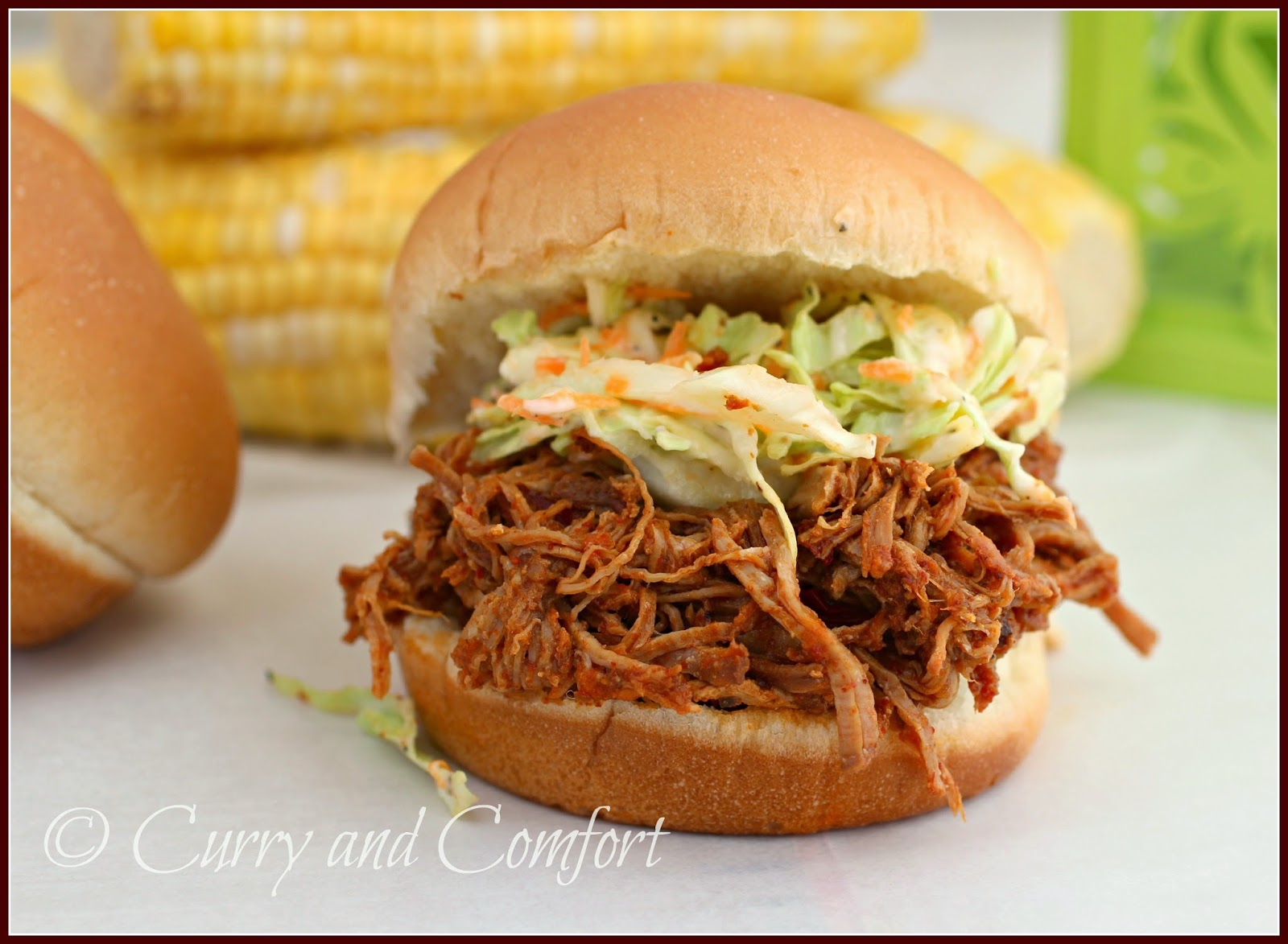 Kitchen Simmer: Barbecue Pulled Pork Sandwiches (Throwback Thursday)