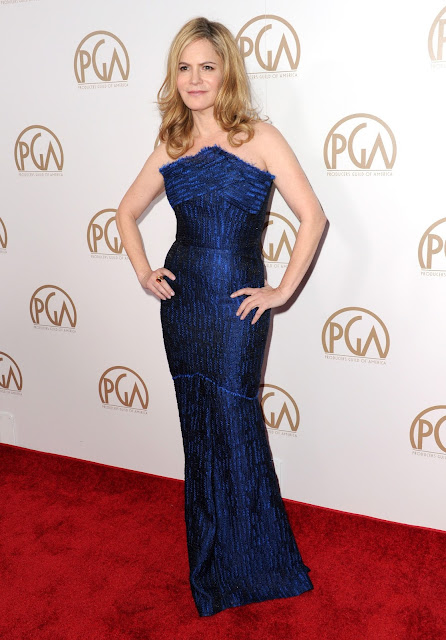 Actress, @ Jennifer Jason Leigh - 27th annual Producers Guild Awards in Los Angeles