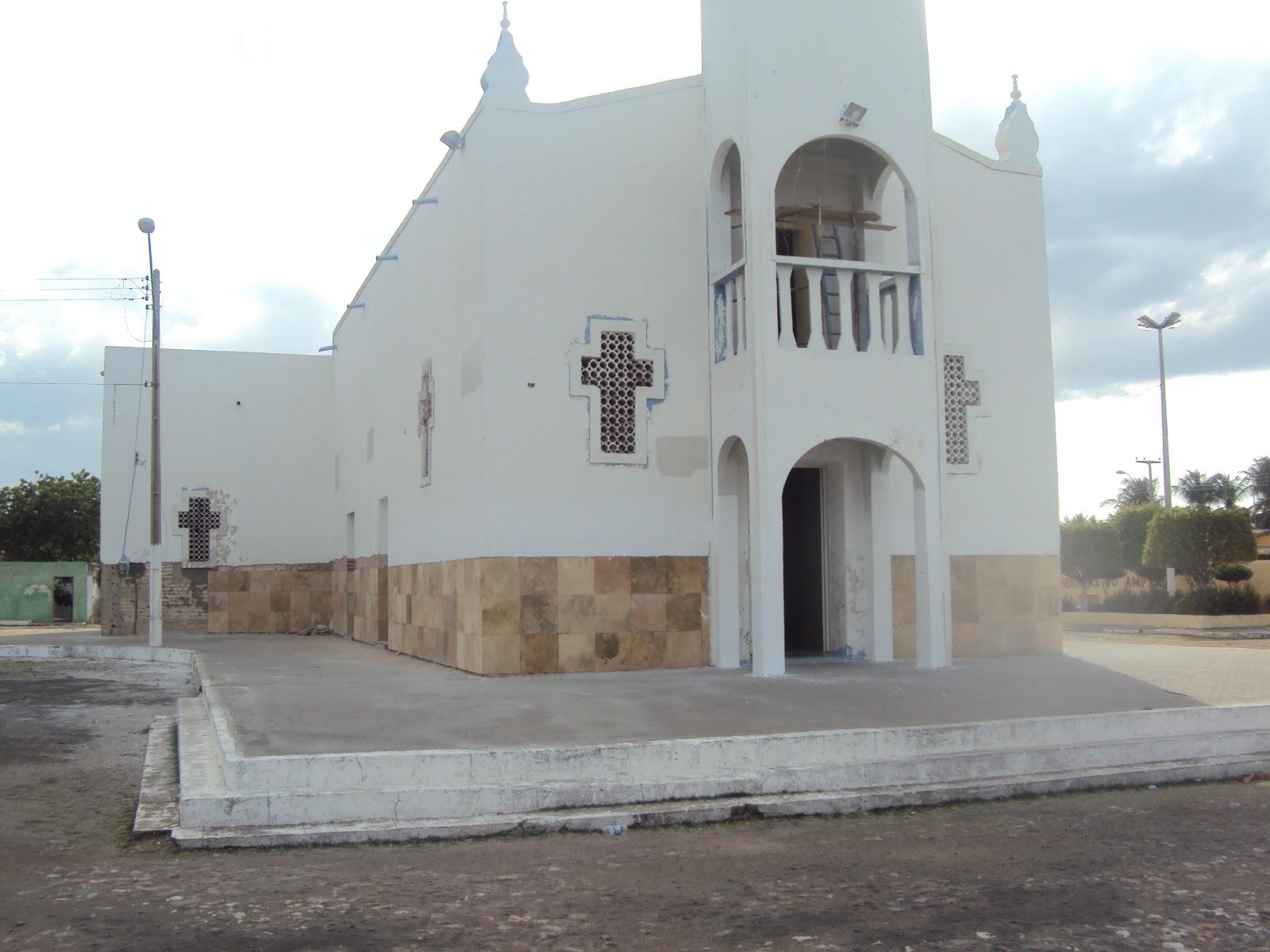 Reforma da igreja matriz de Senador Sá