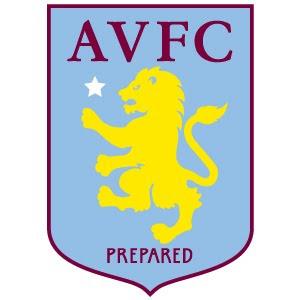 Kumpulan Logo Club Liga Primer Inggris Terbaru - Aston Villa