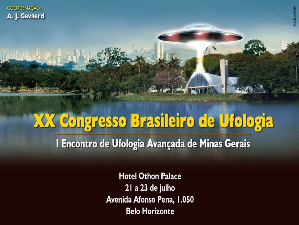 XX CONGRESSO BRASILEIRO DE UFOLOGIA