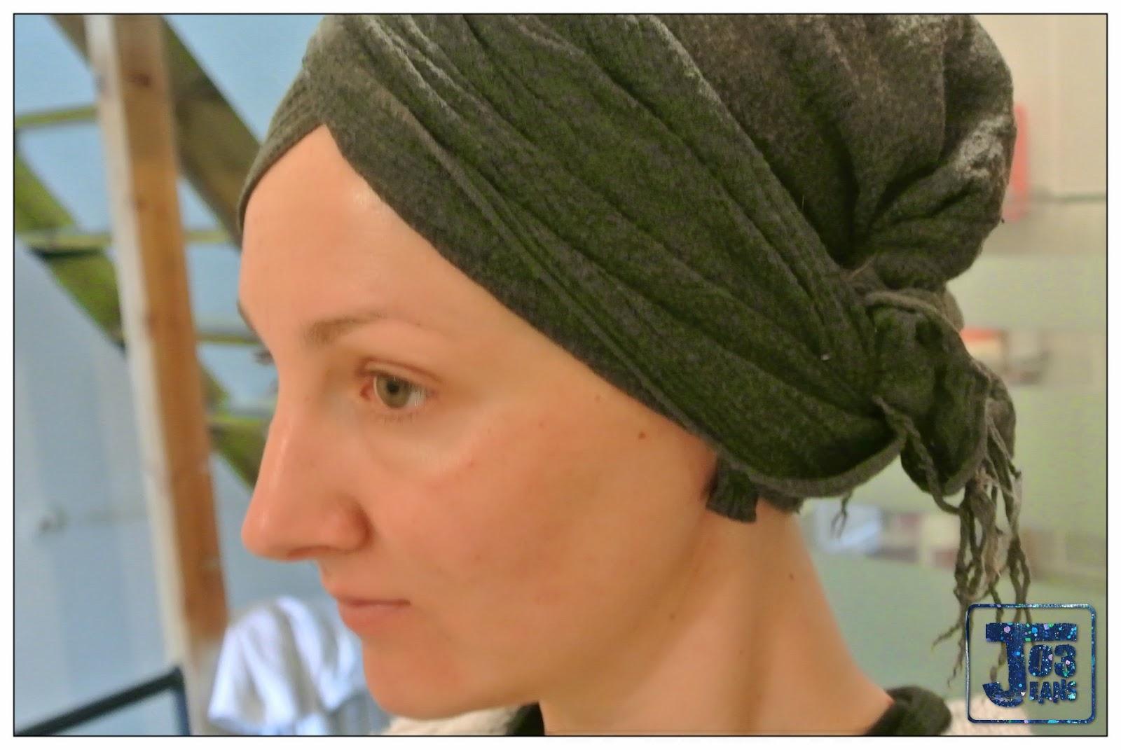 Huile essentielle anti cheveux blancs