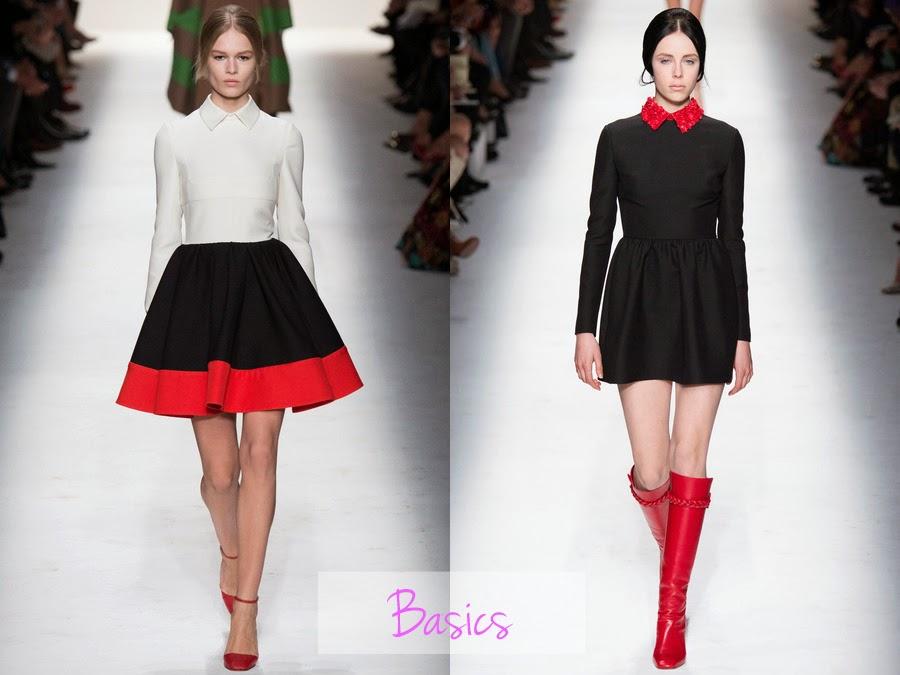 valentino, fall winter, fw, aw, autumn winter, rtw, ready to wear, 2014, designer, fashion blog, fashion review, collection, collection review, valentino fashion, womens fashion, basics