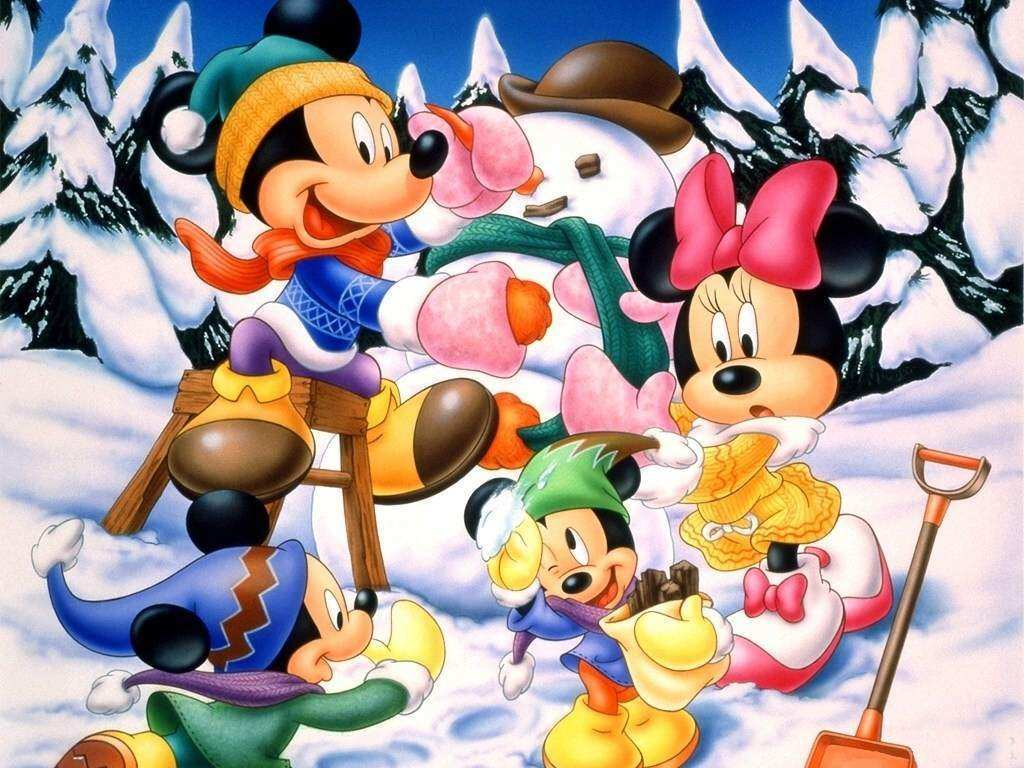 COOL WALLPAPERS: Mickey Mouse and Friends Wallpapers