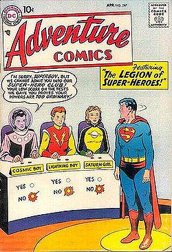 Superboy e la Legione