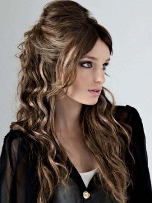 Top 30 Best Women Hairstyles For Wedding And Party Most Beautiful