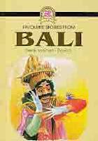toko buku rahma: buku FAVOURITE STORIES FROM BALI, pengarang desak nyoman, penerbit rosda