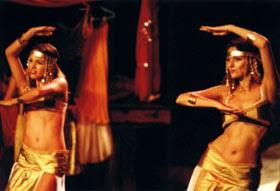dança faraônica