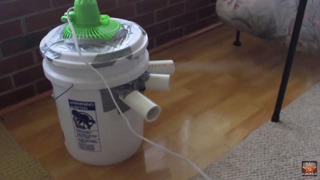 Udara Panas di Rumah bikin Sumpek? Yuk Bikin AC sendiri! Begini Cara Sederhana Membuat AC Berbiaya Murah