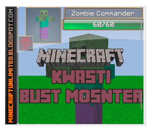 Kwasti Bust Monster mod cover