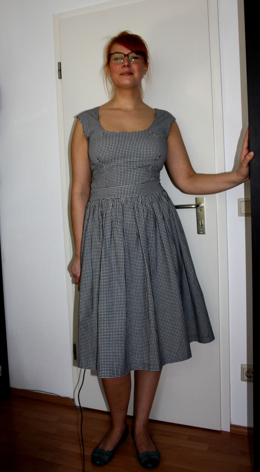 SewMeow: Das erste Kleid