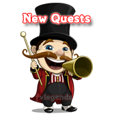 FarmVille Legends The Circus Train Quests Icon