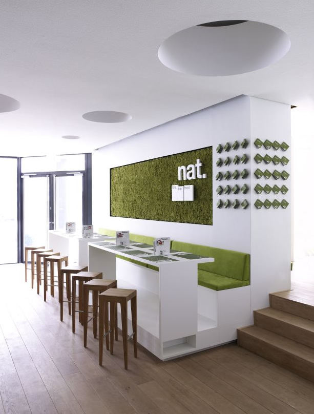 Fast Food Restaurant Interior Design Ideas Picture