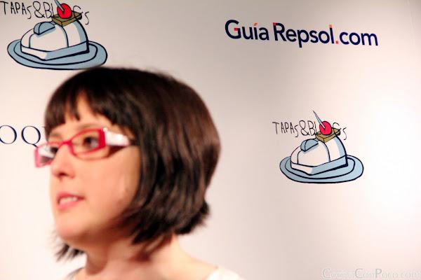 Guia Repsol - Tapas&Blogs - Primer Premio Mejor Fotografia enologia