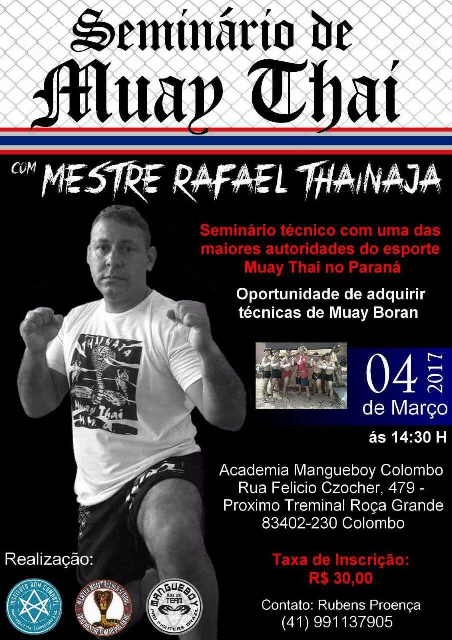 Muay Thai Thainaja