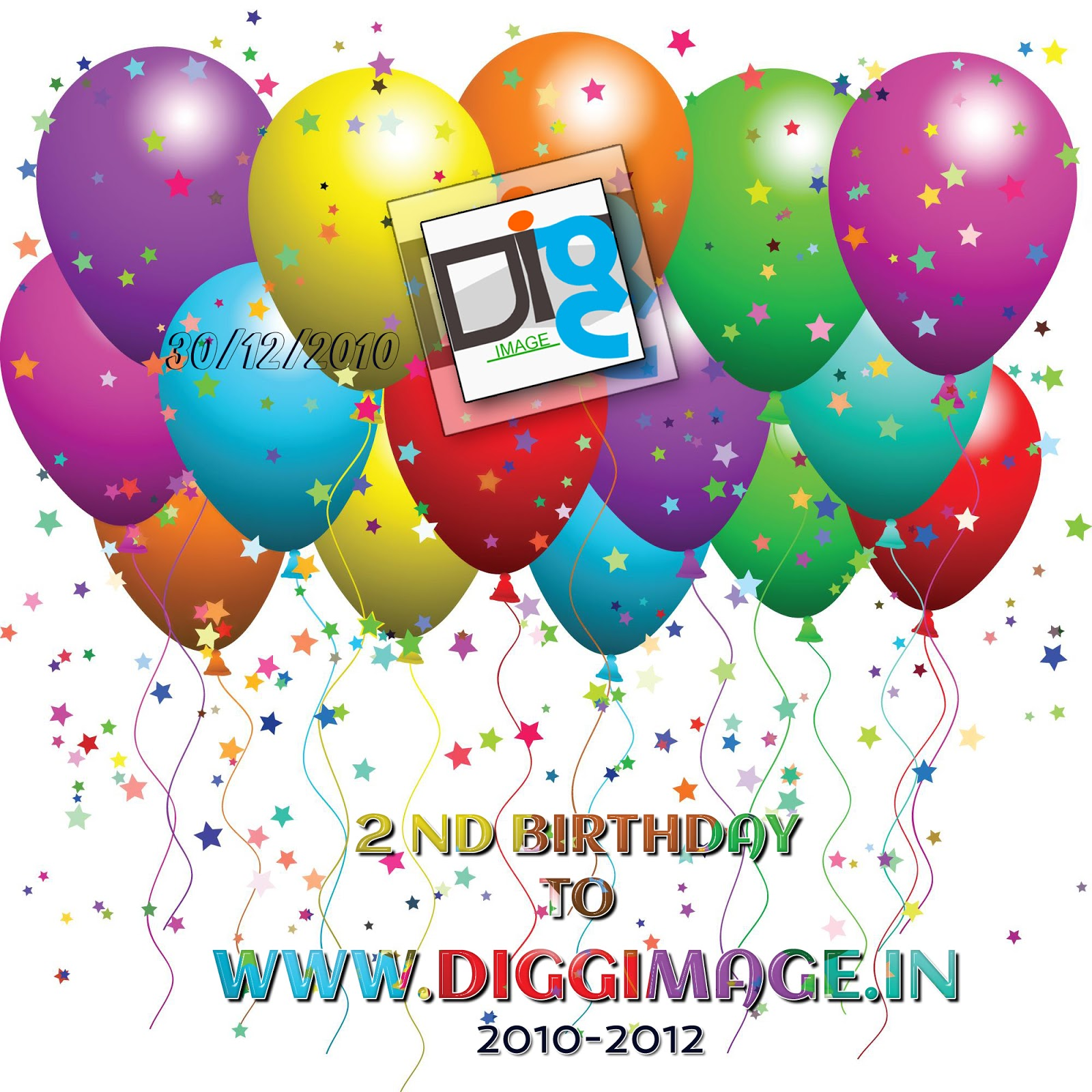 Diggimage website birthday