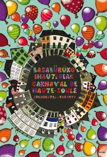 Basabürüko ihauteriak : Le Carnaval de Haute Soule 2013 tardets