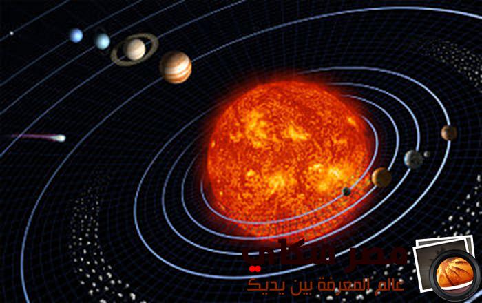 الزمن فى كواكب المجموعة الشمسية الخارجية