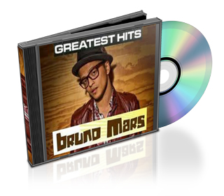 Download CD Bruno Mars Greatest Hits 2012