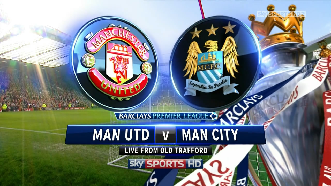 man city vs man united