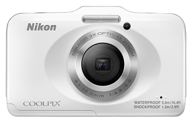 Nikon Coolpix S31 Camera User's Manual