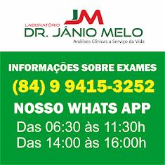 LAB. DR. JANIO MELO