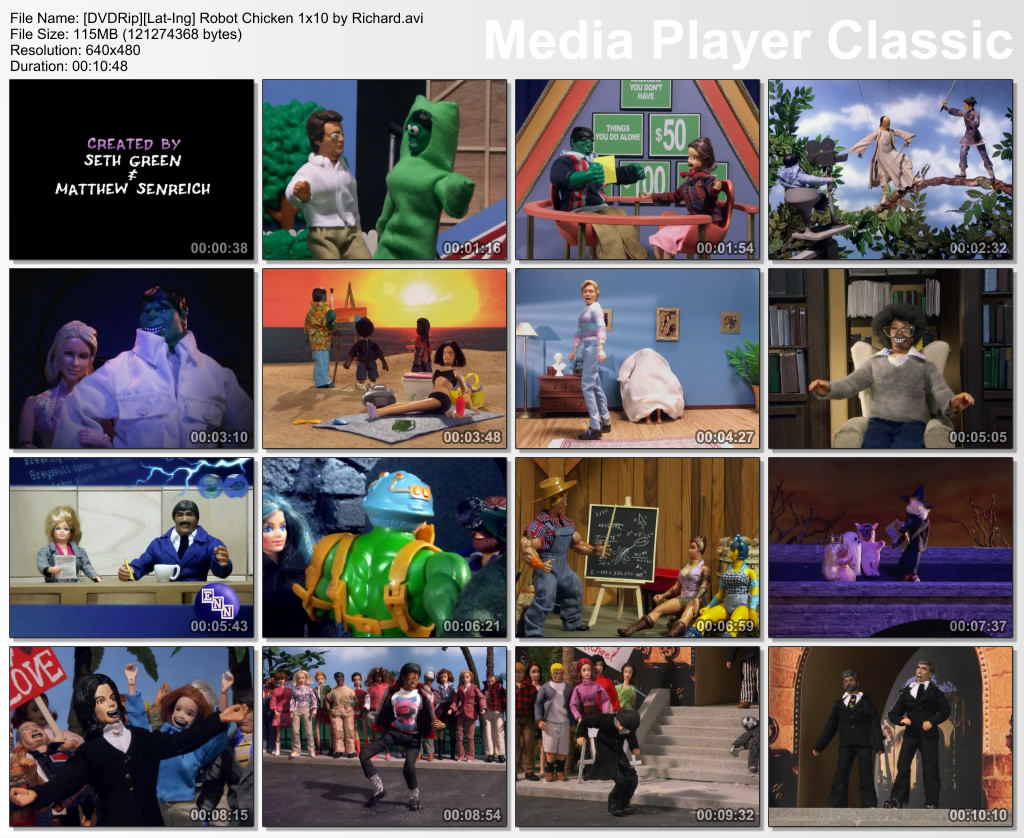 robot chicken toy meets girl Watch robot chicken season 1 episode 2 watch robot chicken s01e13 - atta toy 2005 11 watch robot chicken s01e11 - toy meets girl available aired on may 01.