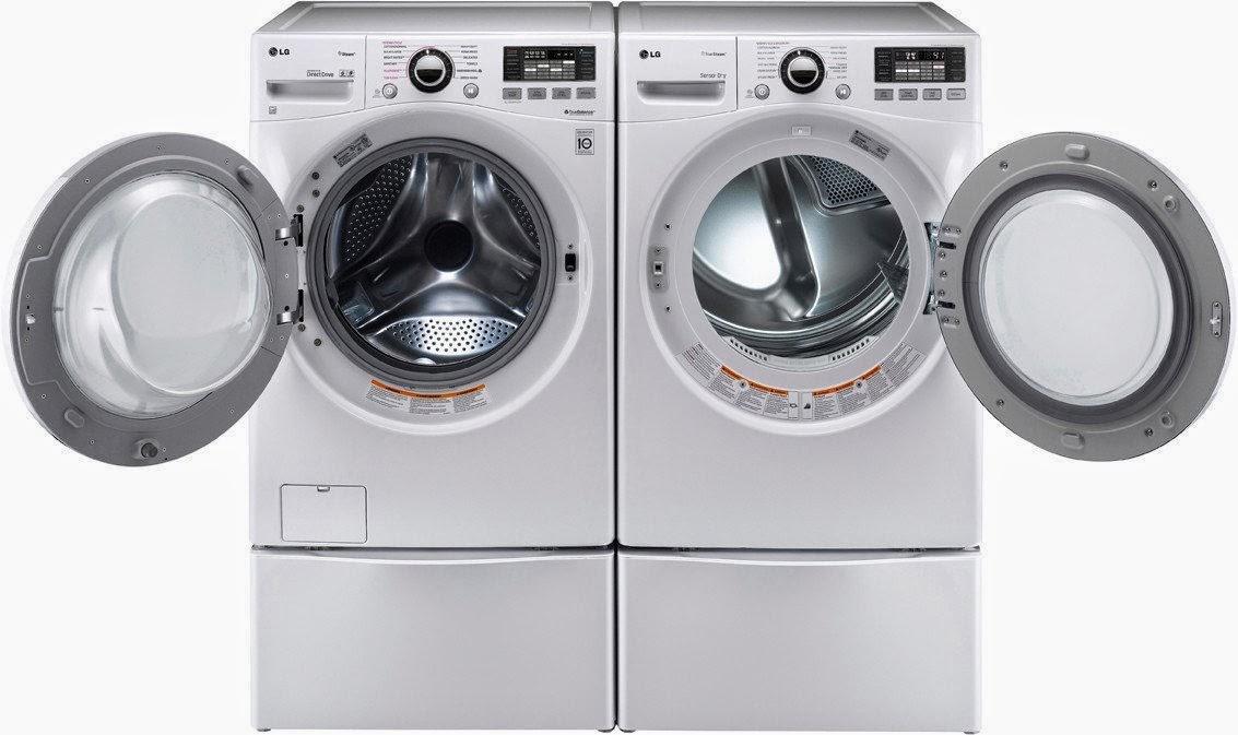 lg washers on sale