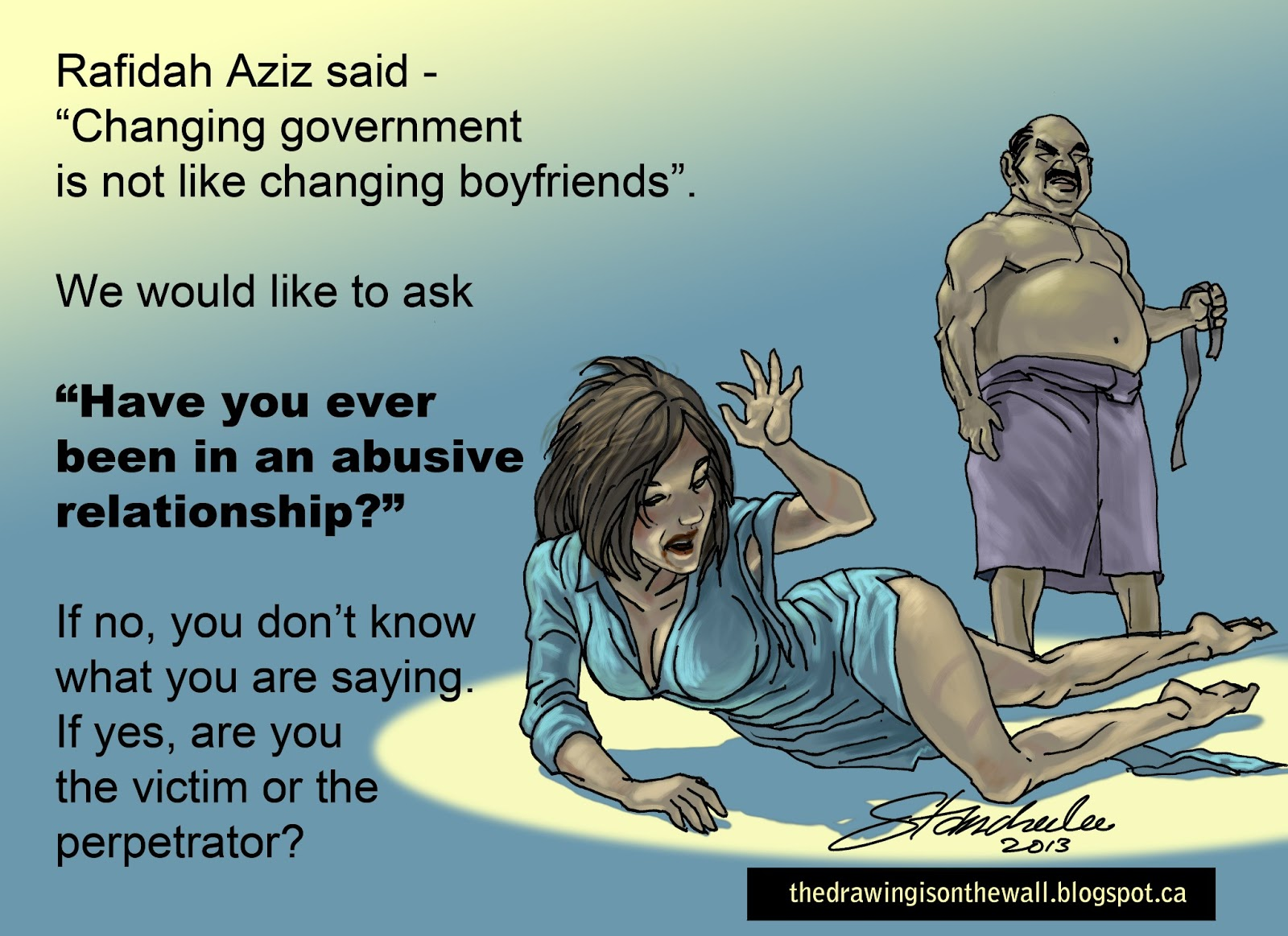 is change possible in an abuser