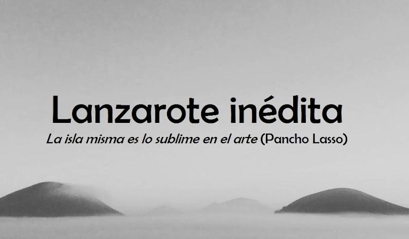 Lanzarote inédita