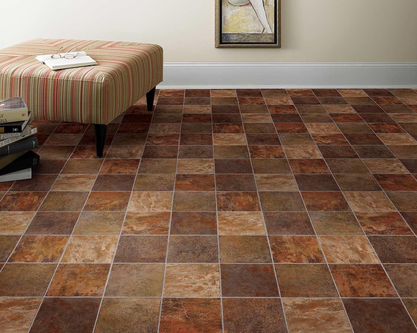 Tiles for house flooring