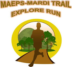 MAEPS - MARDI trail Explore Run 2013