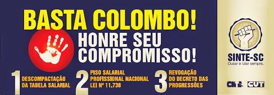 Basta Colombo!