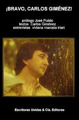 """SONIA M.MARTIN en """"¡BRAVO, CARLOS GIMÉNEZ"""", prólogo de JOSÉ PULIDO, textos de CARLOS GIMÉNEZ"""