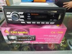 Audio Mobil merk Citi Audio