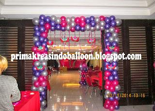 dekor balon murah 1: dekorasi balon