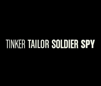 Tinker, Tailor, Soldier, Spy official movie poster